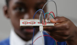 Science and digital technology forum for primary schools