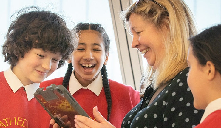 Humanities and digital technology conference for primary schools