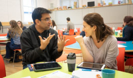 Primary modern foreign languages forum: Using technology for teaching and learning