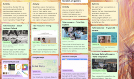 Scaling up Padlet in schools: a great way to support learning with limited digital access